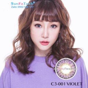 kinh ap trong C3001 Violet