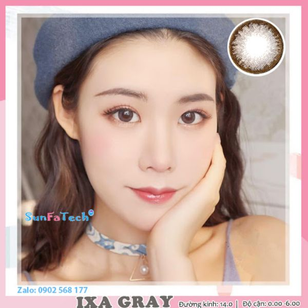 lens mat IXA Gray