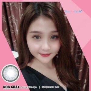 Lens mat NOB Gray