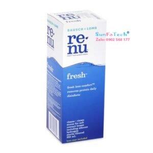Dung dich ngam kinh ap trong Renu Fresh (355ml)