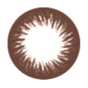 Contact lens D1034 Choco