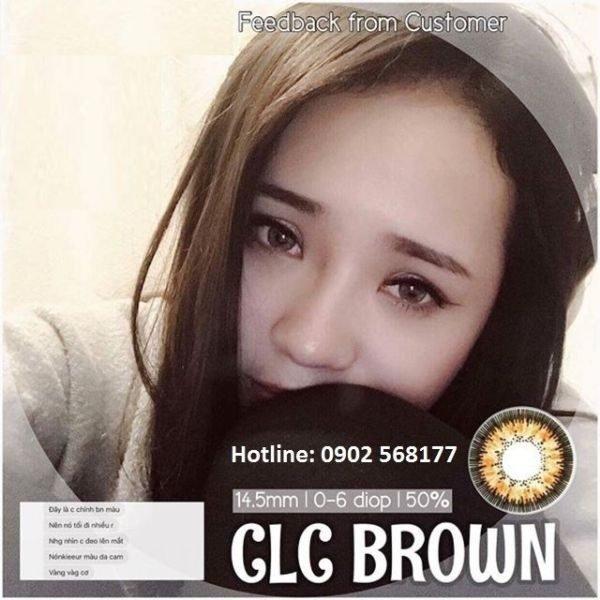 lens mat CLC Brown