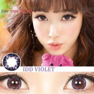 kinh ap trong mau tim IDD Violet