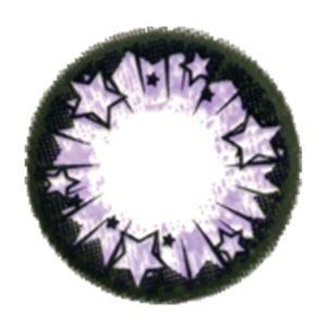 Contact lens mau tim IUD Violet