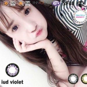 kinh ap trong mau tim IUD Violet