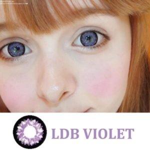 kinh ap trong mau tim LDB Violet