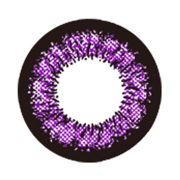 Contact lens S02 Violet