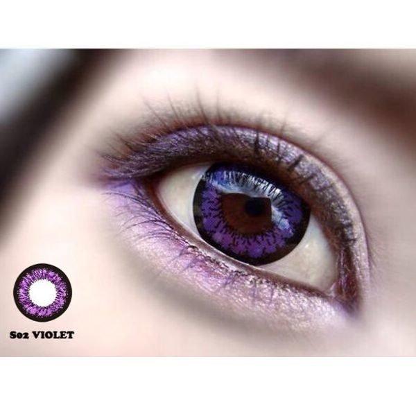 kinh gian trong S02 Violet