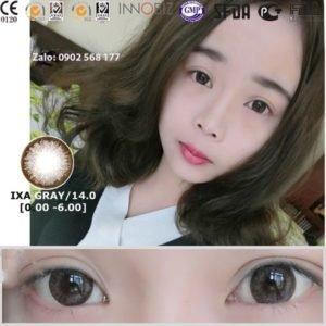 contact lens IXA Gray