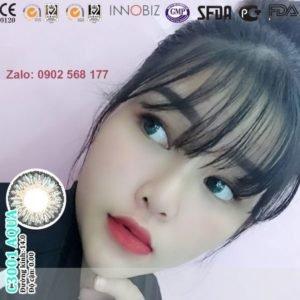 contact lens C3001 Blue