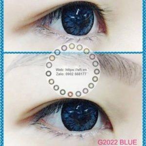lens mat mau xanh G2022