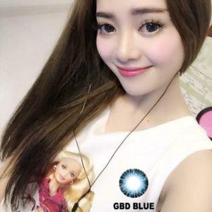 kinh ap trong mau xanh GBD Blue