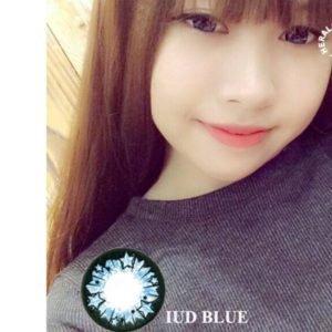lens mat UID Blue