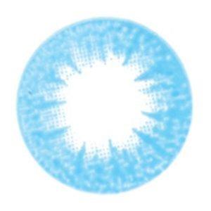contact lens mau xanh KOD blue